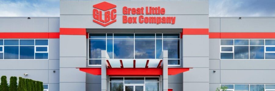 Mike Leprieur, Great Little Box Company's New Director of Operations