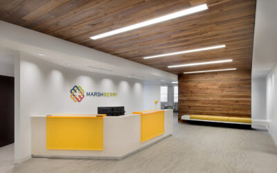 Marianne Parkinson, MarshBerry's New Chief Marketing Officer